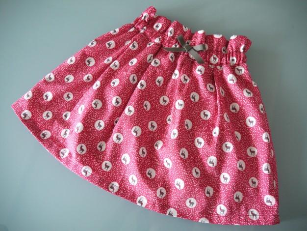 バンビのスカート